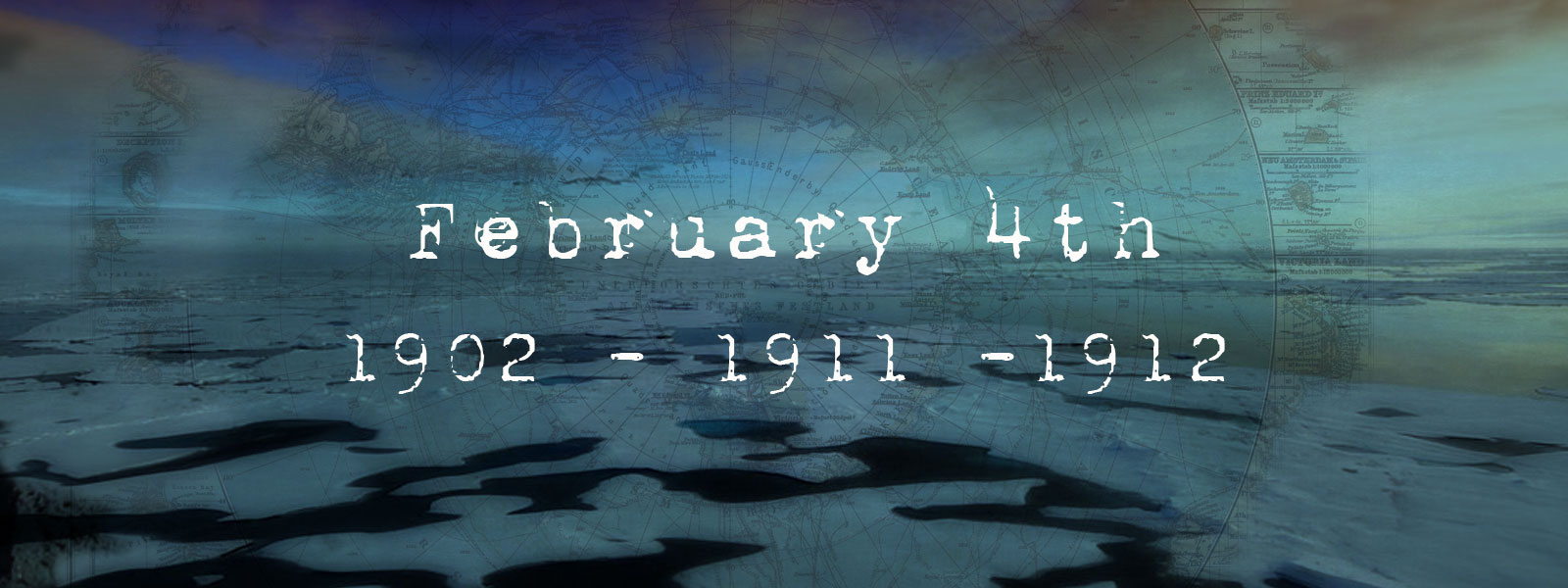On This Day – February 4th In Antarctic History